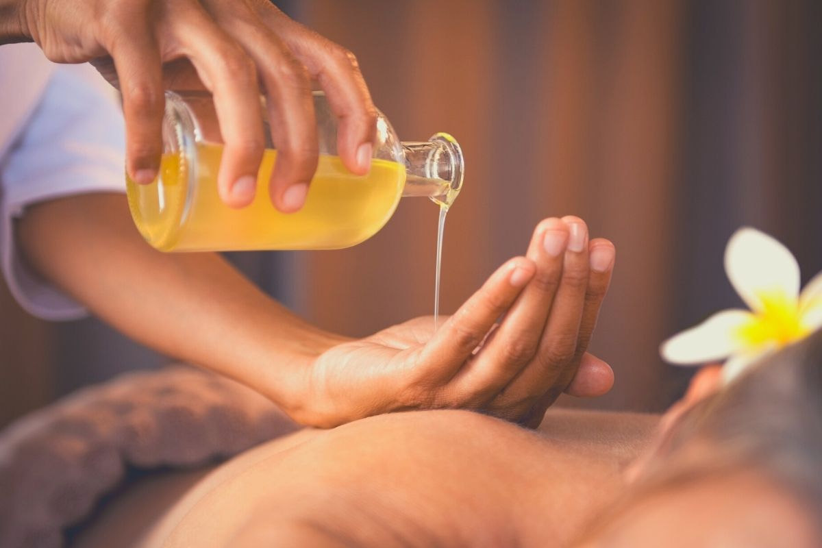 best essential oil for massage